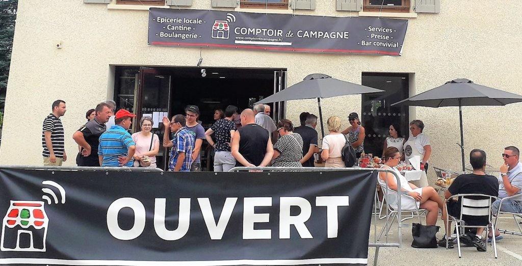 Un 8è Comptoir de Campagne, rendez-vous à Faverges-de-la-Tour 1